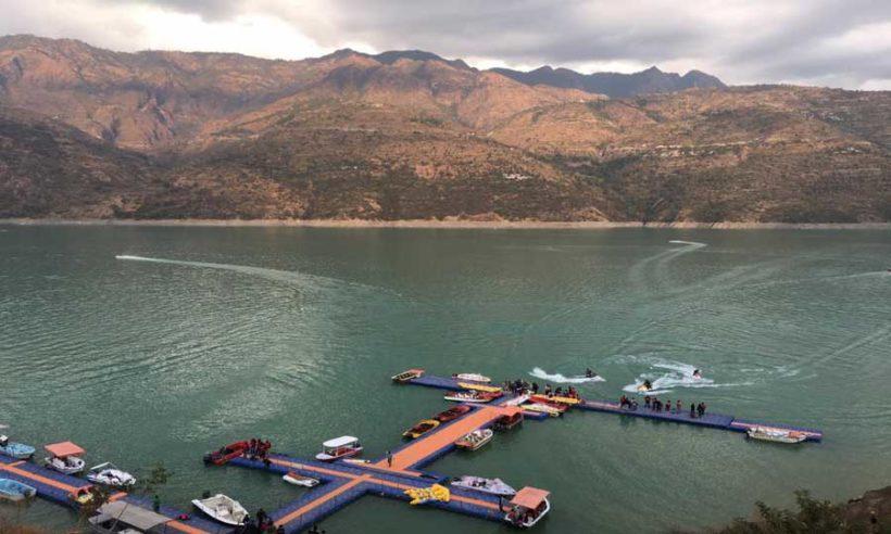 Tehri Lake (1)