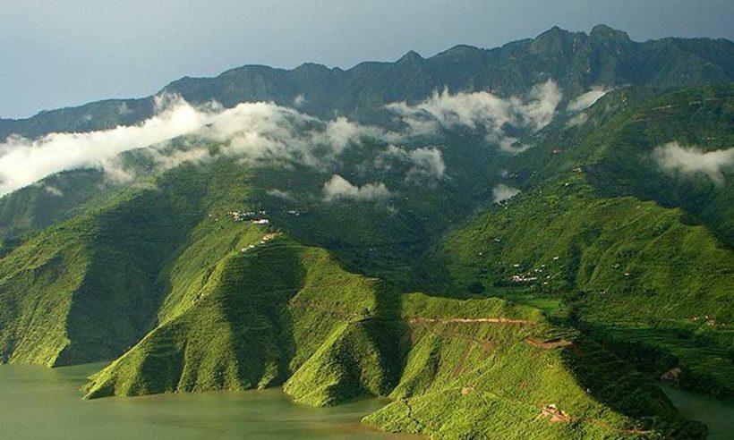 Tehri Lake (2)